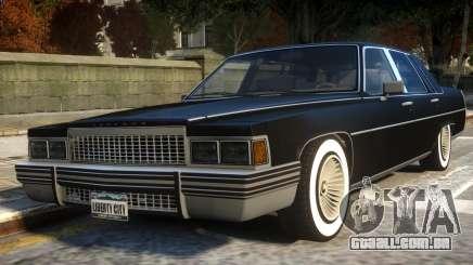 Albany Emperor Wheelmod para GTA 4