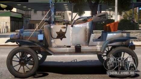 Ford T 12 Sheriff para GTA 4
