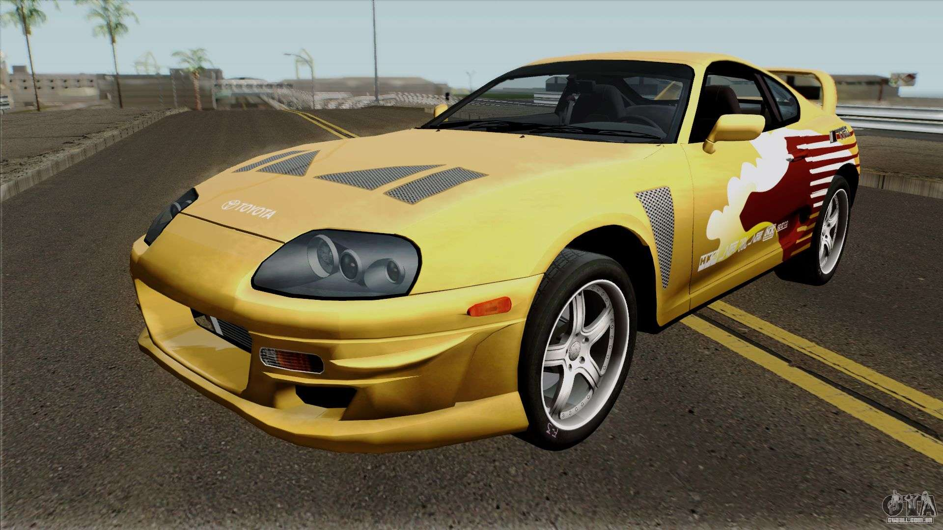 Gta san andreas fast and furious mod pc download