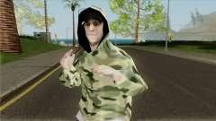 Bmost em Camuflagem para GTA San Andreas