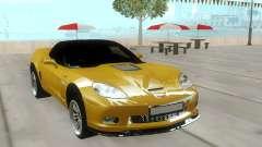 Chevrolet Corvette para GTA San Andreas