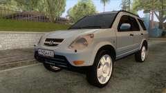 Honda CR-V MK2