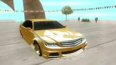 Toyota Mersedes-Benz para GTA San Andreas