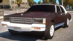 1985 Chevrolet Caprice para GTA 4