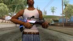 The Doomsday Heist - Assault Rifle v2 para GTA San Andreas
