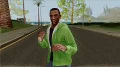 CJ - GTA V para GTA San Andreas
