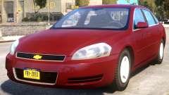 2006 Chevrolet Impala LS para GTA 4