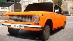 VAZ 21011 Taxi Style By Nicat