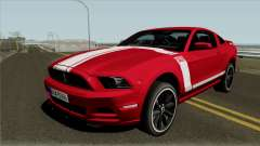 Ford Mustang Boss 302 para GTA San Andreas