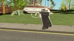Walther PPK (Low Poly) para GTA San Andreas