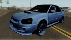 Subaru Impeza WRX STI