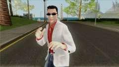 Wuzi White Version para GTA San Andreas