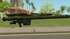 SA-16 from Warface para GTA San Andreas