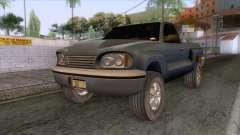 Bobcat HD para GTA San Andreas