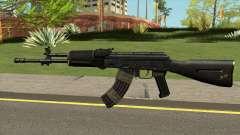 AK-XX Black para GTA San Andreas
