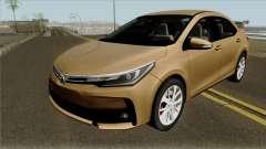 Toyota Corolla 2017 para GTA San Andreas