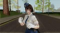 Naotora Costume 12 Newcomer Police