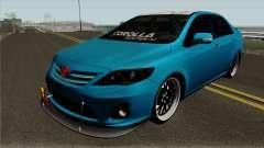 Toyota Corolla Society Vnzla para GTA San Andreas