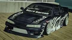 Silvia S14 Street Style para GTA San Andreas