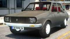 Renault 12 Toros para GTA 4