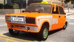 VAZ 2107 Avtosh Style para GTA 4