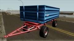 Reboque Caminhão para GTA San Andreas
