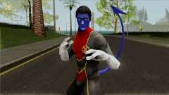 Marvel Nightcrawler Manifest Destiny para GTA San Andreas
