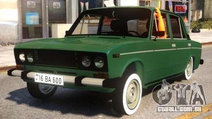 VAZ 2106 Azerbaijan para GTA 4