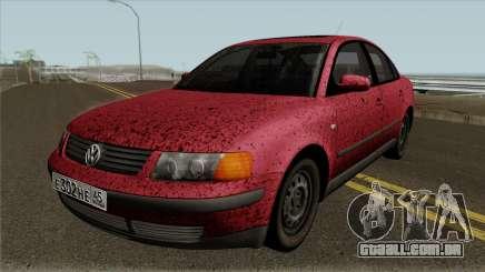 Volkswagen Passat B5 1998 1.9 TDi Lastochka para GTA San Andreas