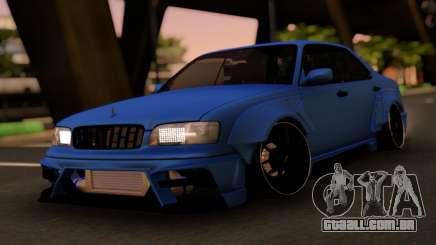 Nissan Cedric Ultimate Bodykit para GTA San Andreas