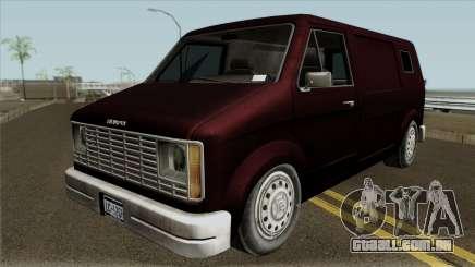 Rumpo HD para GTA San Andreas