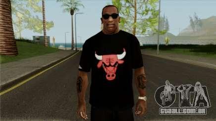 """T-Shirt """"Touros"""" para GTA San Andreas"""