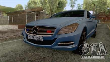 Mercedes-Benz CLS 63-AMG para GTA San Andreas
