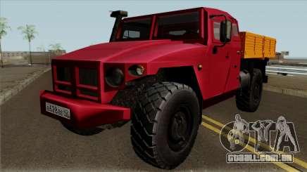 GÁS - 2330 protótipo para GTA San Andreas