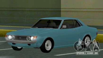 Toyota Celica GT 1974 Estoque para GTA San Andreas
