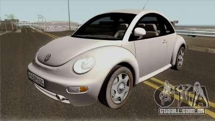 Volkswagen Beetle (A4) 1.6 Turbo 1997 para GTA San Andreas