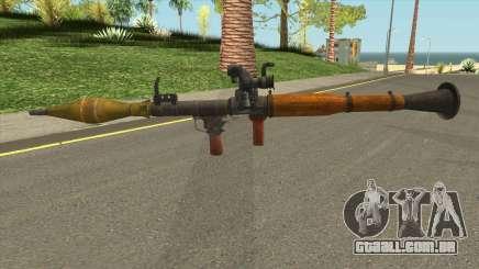 RPG 7 para GTA San Andreas