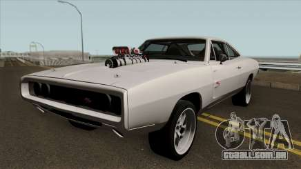 Dodge Charger RT 1970 FnF 7 para GTA San Andreas