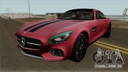 Mercedes-Benz AMG GT para GTA San Andreas