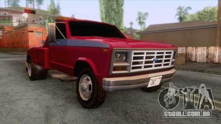New Towtruck Vechile para GTA San Andreas