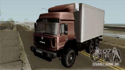 Ural-M Thermobody para GTA San Andreas