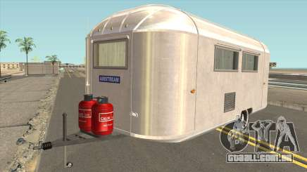 Vintage 24 Airstream 1954 para GTA San Andreas
