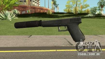 Silenced HD (With HQ Original Icon) para GTA San Andreas