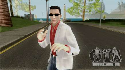 Wuzi White Version para GTA San Andreas
