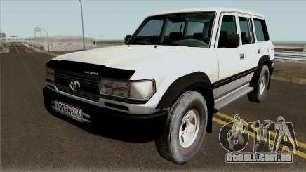 Toyota Land Cruiser 80 1995 para GTA San Andreas