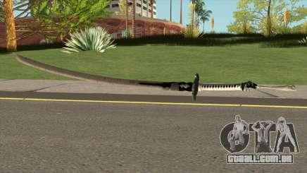 Virtuous Contract Sword from Nier Automata para GTA San Andreas