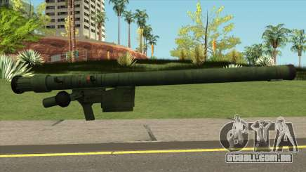 SA-16 from Warface para GTA San Andreas