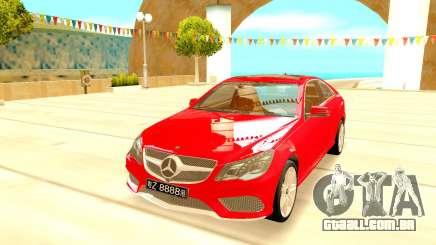 Mercedes-Benz E500 2016 para GTA San Andreas