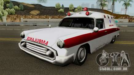 Old Ambulance para GTA San Andreas