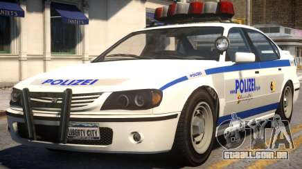 Rhineland Palatinate Police para GTA 4